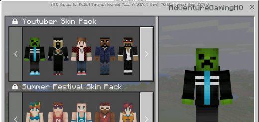Minecraft Spielen Deutsch Skins Para Minecraft Pe Virus Bild - Skins para minecraft pe youtuber