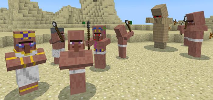minecraft spear mod