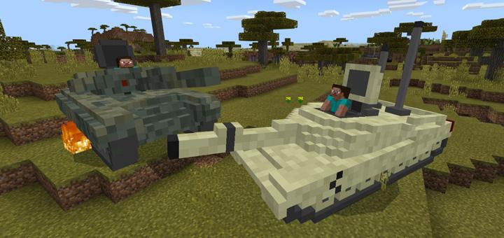 Battletanks Addon Minecraft Pe Mods Addons