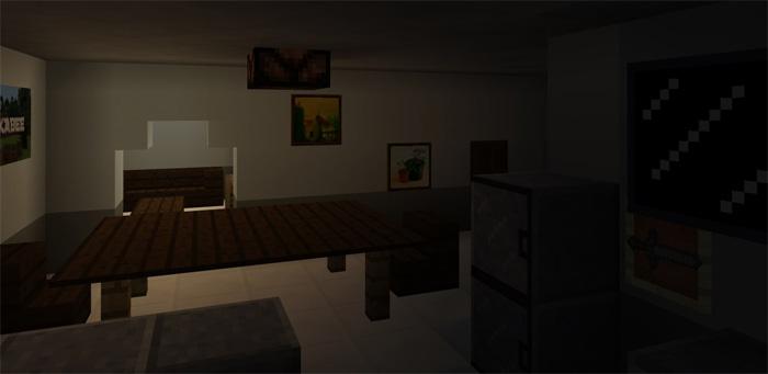 Herobrines Terror Horror Adventure Minecraft PE Maps - Minecraft herobrine spielen