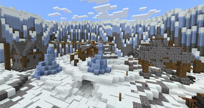 Mive Kit-PvP [PvP] | Minecraft PE Maps on
