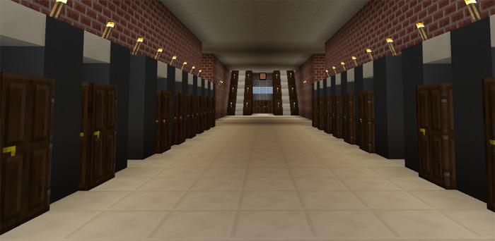 Minecraft samgladiator yandere high school map