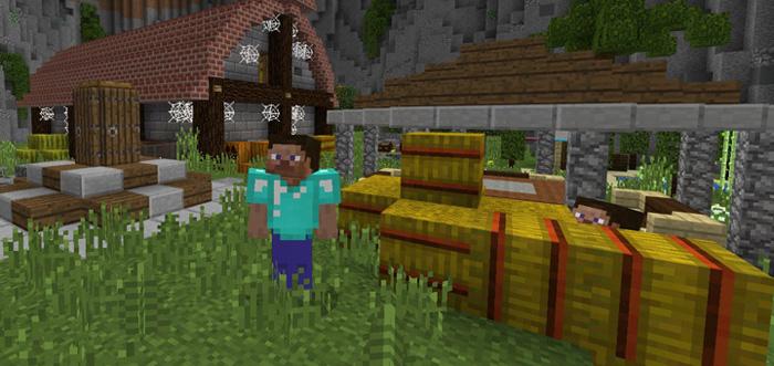 SG Hide and Seek Minigame Minecraft PE Maps