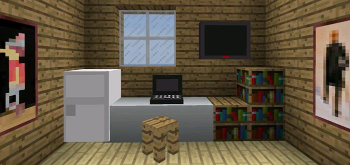 Decoration pack beta minecraft pe mods addons - Minecraft head decoration ...