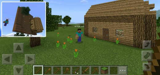 WoodEdit (World Edit) (Android)