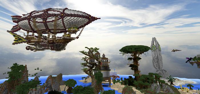 ArkCraft [Survival] | Minecraft PE Maps