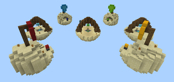Sg Bed Wars Pvp Minigame Minecraft Pe Maps