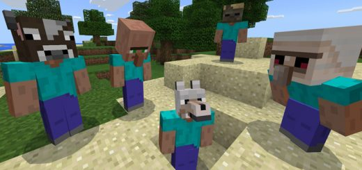 Ambient Sounds PE (Soundpack) Resource Pack | Minecraft PE Texture Packs