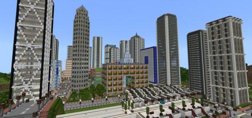 RyanMinecraft71 City [Creation]