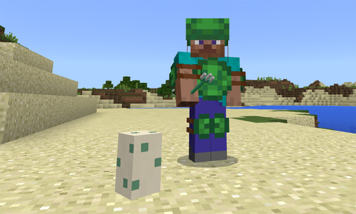 The Update Aquatic Concepts Minecraft Pe Mods Addons