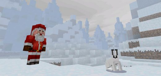 WinterCraft Shader