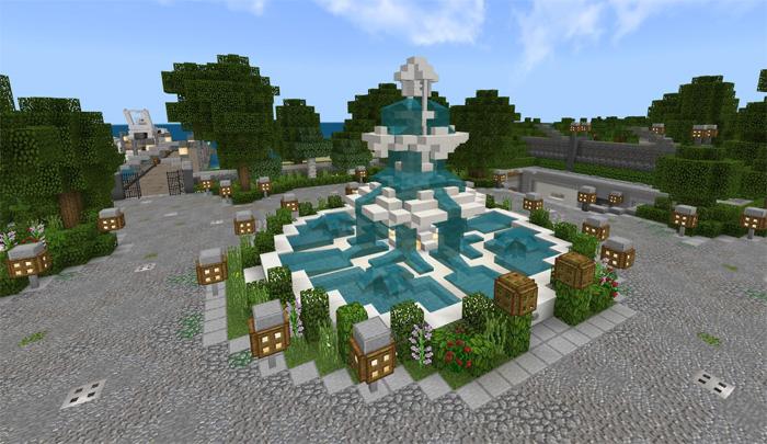ULTRA House Creation Minecraft PE Maps - Minecraft hauser kopieren