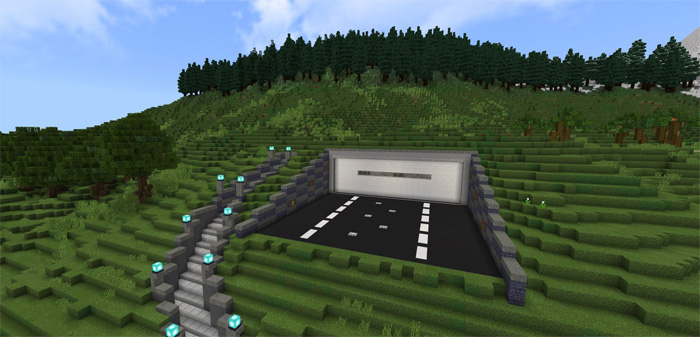 ULTRA House Creation Minecraft PE Maps - Minecraft house map download