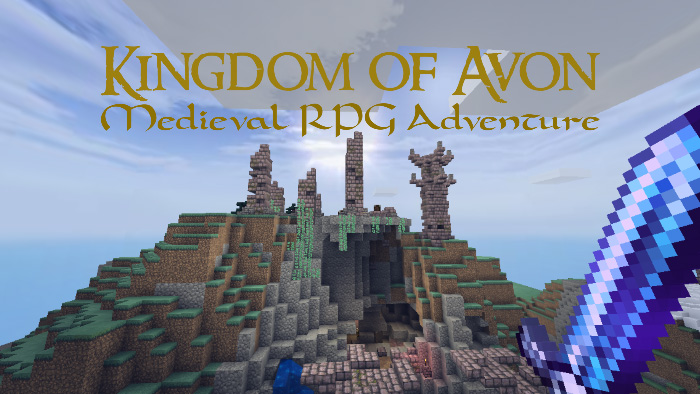 Kingdom of avon open world rpg adventure minecraft pe maps the map is actually built on the same map shrimp1970s the last kingdom stonehaven swampton skrimville medieval map however hundreds of additional sciox Choice Image