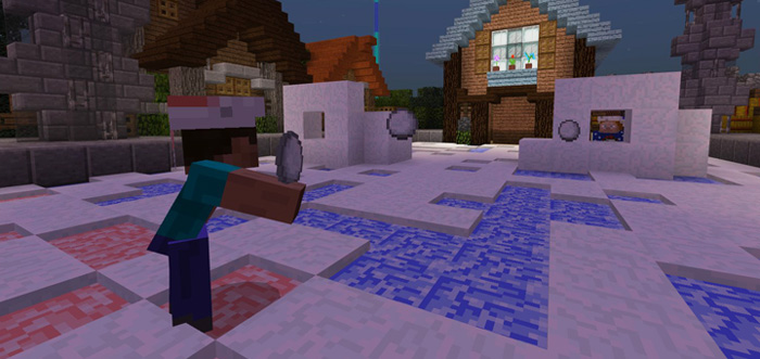 how to make snowballs in minecraft