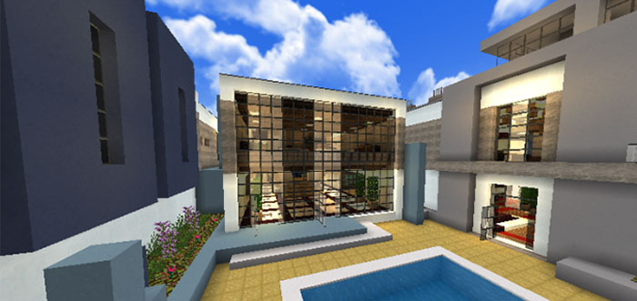 aero star modern texture pack minecraft pe texture packs