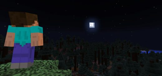 Ambient Sounds PE (Soundpack) Resource Pack