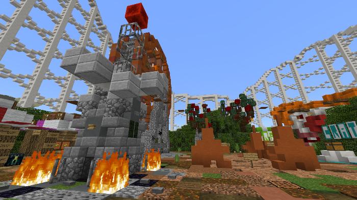 SG Fan Realm World [Creation] [Minigame] | Minecraft PE Maps