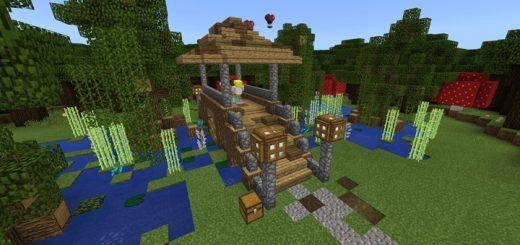 Farlands [Creation]   Minecraft PE Maps