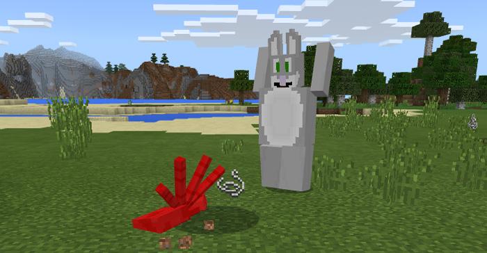 Аддон Easter для Minecraft PE