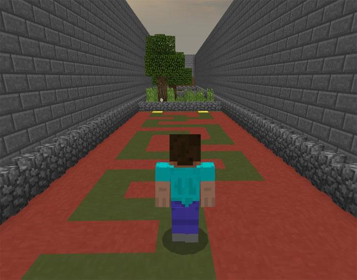 Карта UnfairPE для Minecraft PE