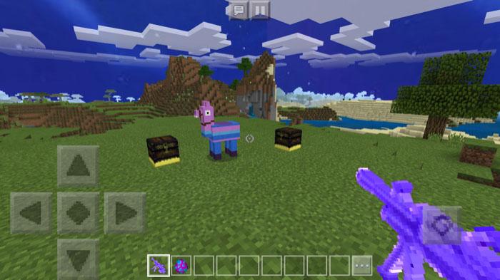Fortnite Addon Minecraft Pe Mods Addons