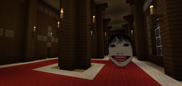 Death Mansion Horror Adventure Minecraft PE Maps - Minecraft horror spiele