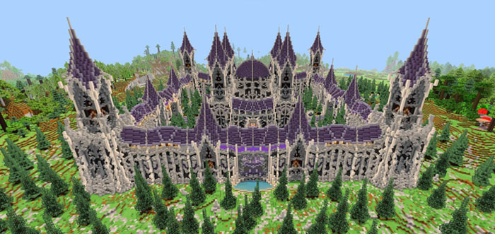 minecraft faction server spawn map download