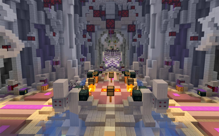 Magiccraft Factions 2 Pvp Minecraft Pe Maps