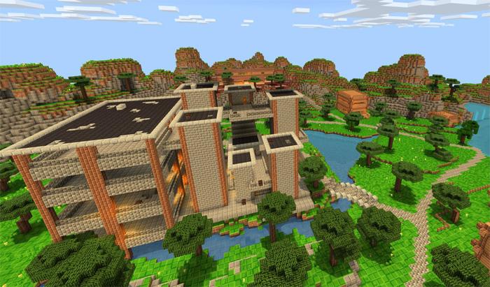H4 Mc Fortnite Minigame Minecraft Pe Maps