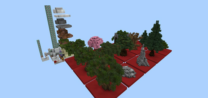 Sg custom terrain maker custom terrain redstone minecraft pe maps a little further away from spawn you will find the command blocks enabling all these new features there you can also find the blueprints which you can malvernweather Images