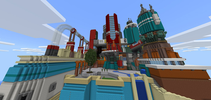 World of Chemistry [Creation] | Minecraft PE Maps