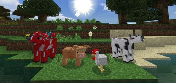 ZeusoPack Texture Pack | Minecraft PE Texture Packs