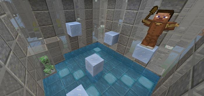 Ways To Die Puzzle Minigame Minecraft PE Maps - Minecraft map 1 11 2 player