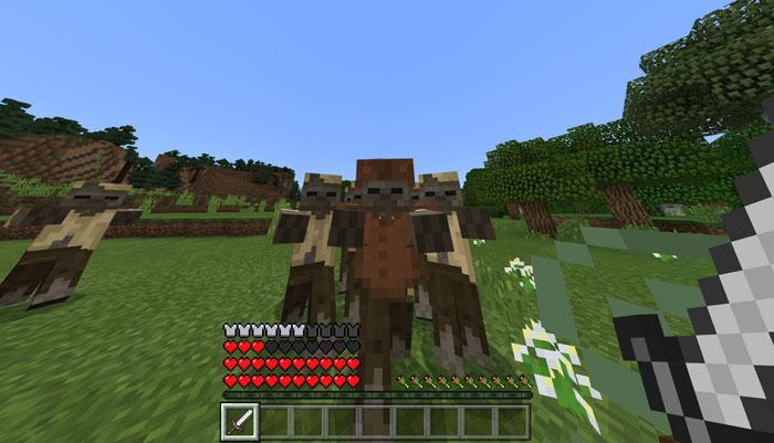 Bedrock Armor Addon   Minecraft PE Mods & Addons