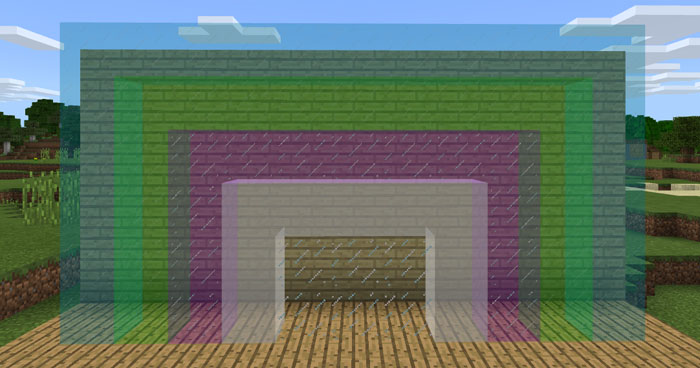 minecraft clear glass texture pack 1.8.9