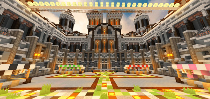 SS Legacy Prisons PvP Minecraft PE Maps