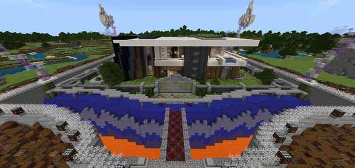 Extreme Safe House [Redstone]