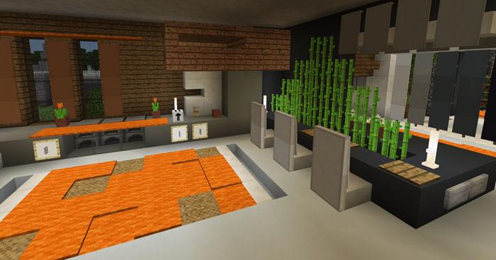 minecraft safe house map