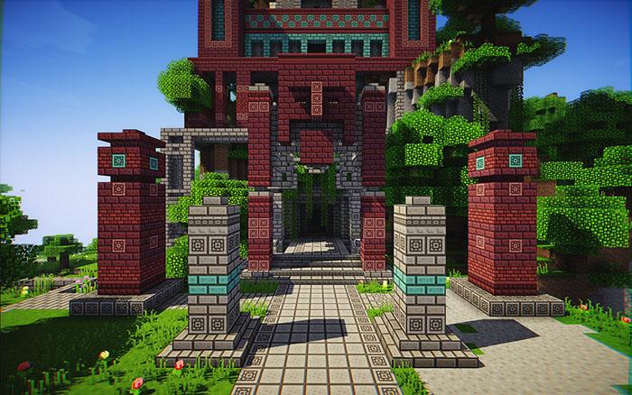 Blockpixel Resource Pack Minecraft Pe Texture Packs