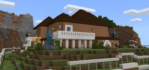 Blu's Redstone House [Creation]