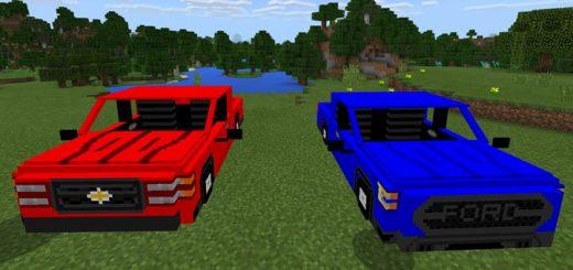 Ford F-150 & Chevy Silverado Addon