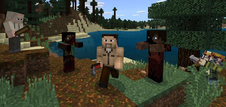 Crafting Dead Pe Addon Minecraft Pe Mods Addons