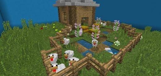 Find The Button: Farm Edition [Minigame]