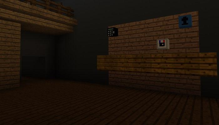 Granny: Bedrock Edition (Horror) [Adventure]   Minecraft PE Maps