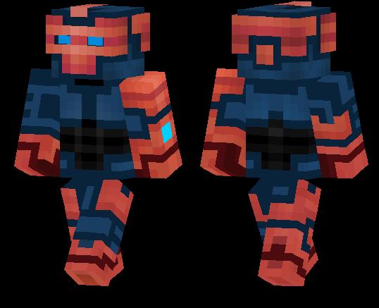 Minecraft PE Skins MCPE DL - Skins para minecraft pe download
