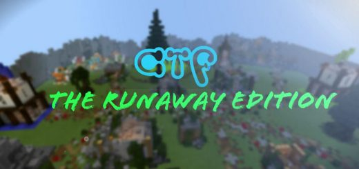 Capture The Flag: The Runaway Edition [Minigame]
