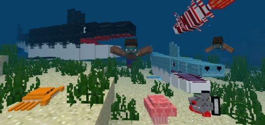 OceanCraft PE Addon