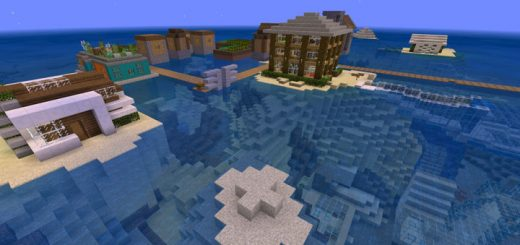 Redstone maps mcpe dl oceanic redstone redstone freerunsca Image collections