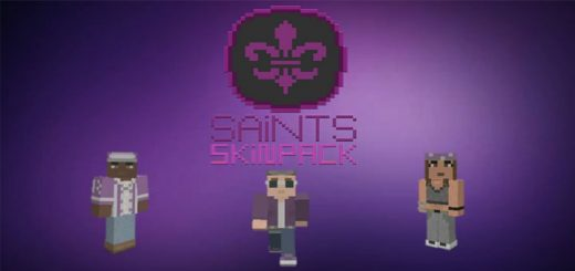 Saints Row Skin Pack